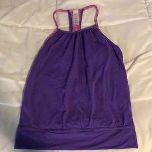 Ivivva top girls size 8